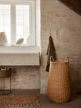 Braided Laundry Basket by Ferm Living