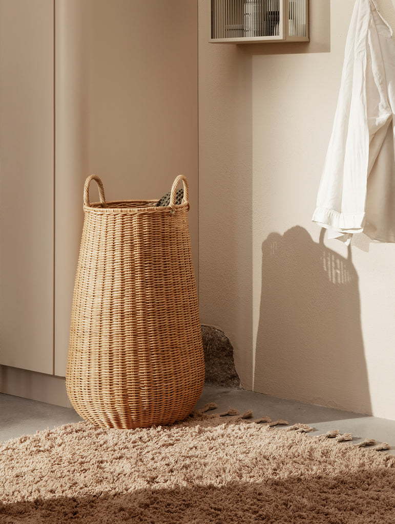 Braided Laundry Basket