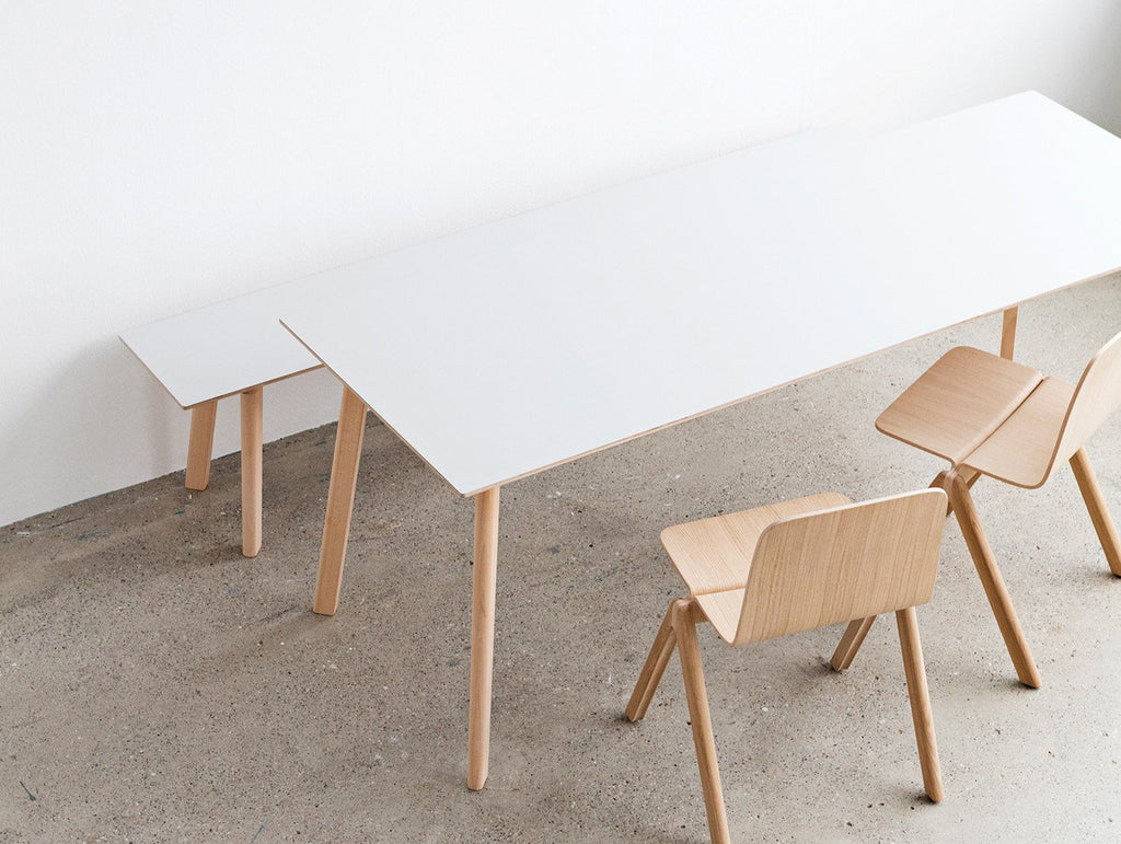 Hay Tafel Cph30 : Copenhague deux table cph210 by hay · really well made