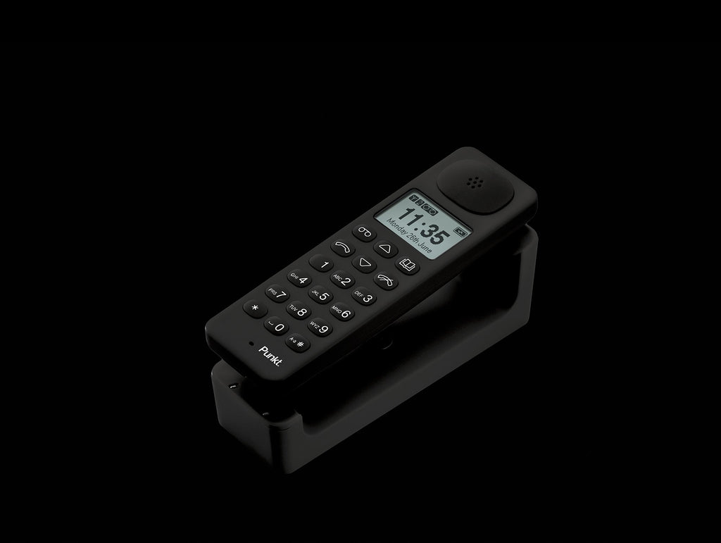 dp 01 cordless dect phonepunkt. · really well made