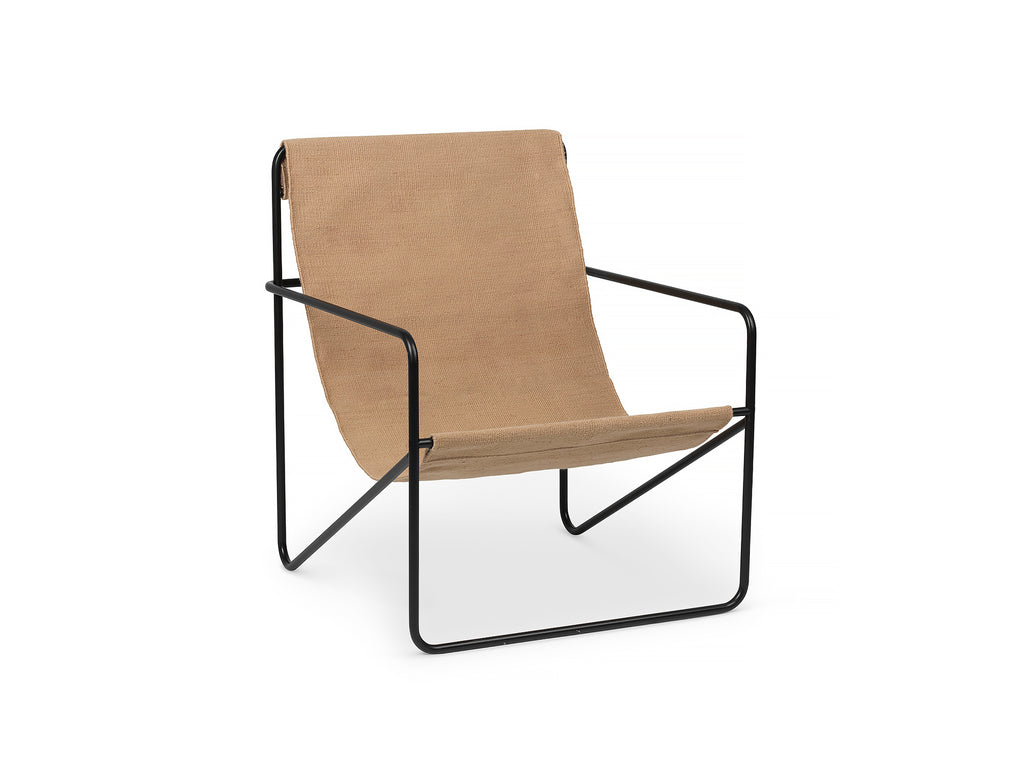 Desert Chair Solid with Black Frame by Ferm Living
