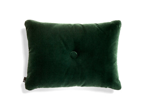 Dark Green Dot Cushion Soft by HAY