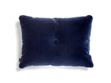 Navy Dot Cushion Soft by HAY