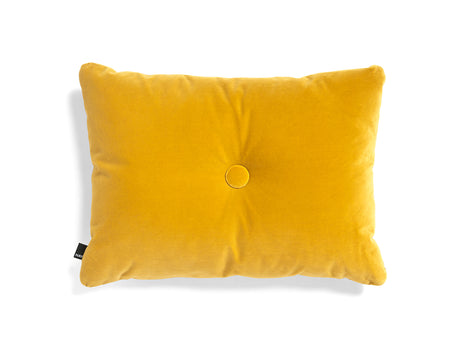 Yellow Dot Cushion Soft by HAY