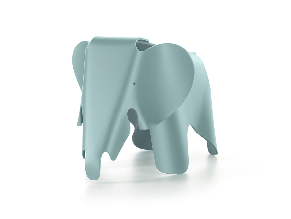 Ice Grey Eames Elephant by Vitra