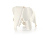White Eames Elephant by Vitra