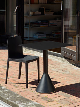 Élémentaire Dining Chair Anthracite by Ronan & Erwan Bouroullec for HAY