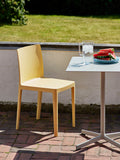 Élémentaire Dining Chair Light Yellow by Ronan & Erwan Bouroullec for HAY