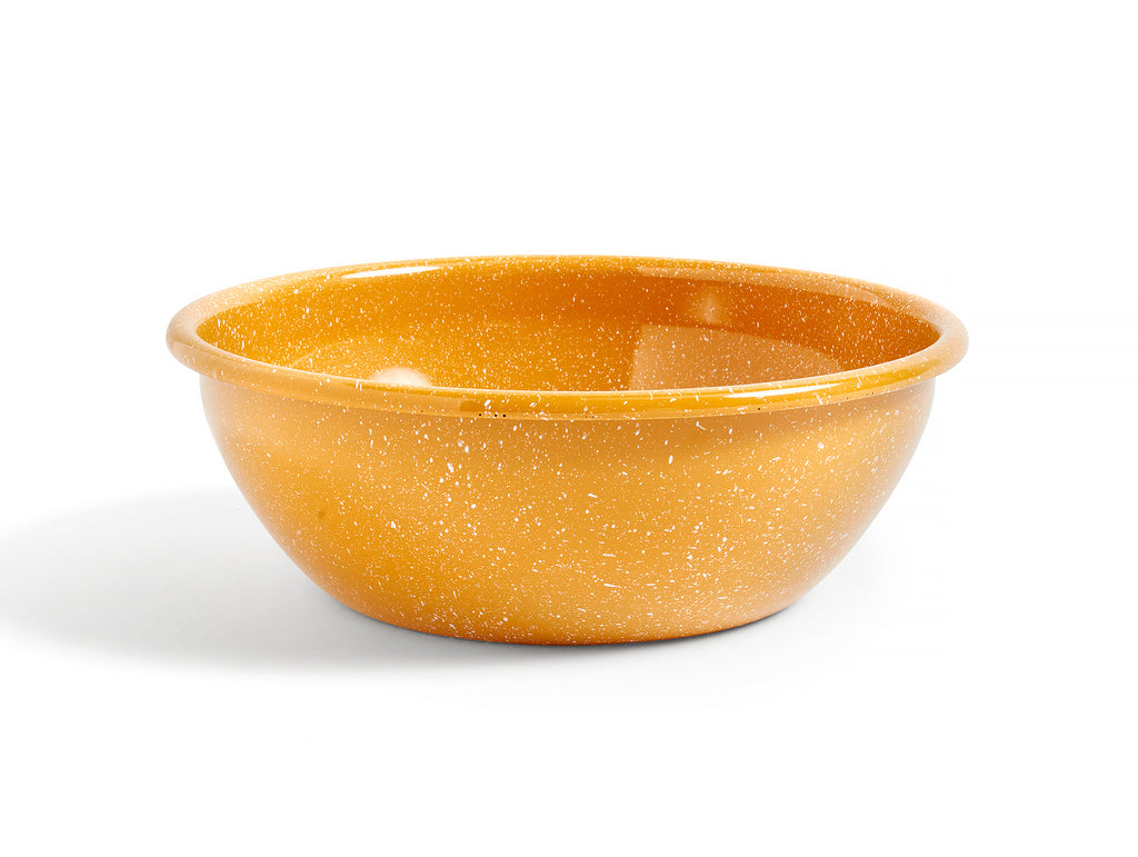 Enamel Salad Bowl by HAY