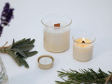 Tranquility Candle by Essence + Alchemy