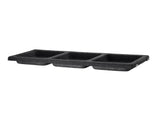 String System Felt Bowl Shelf - Anthracite