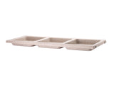 String System Felt Bowl Shelf - Beige