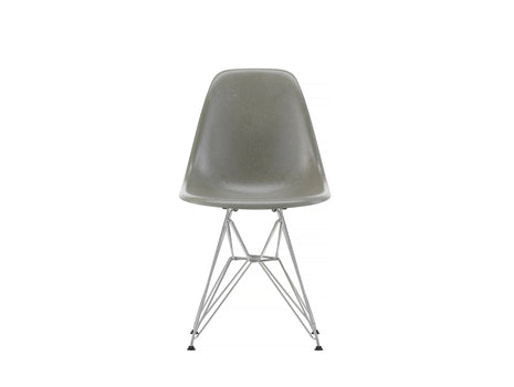 Raw Umber, Eames Fiberglass DSR Side Chair by Vitra