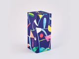 Floral Abstract Wrapping Paper by Wrap