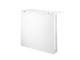 String Folding Table - White