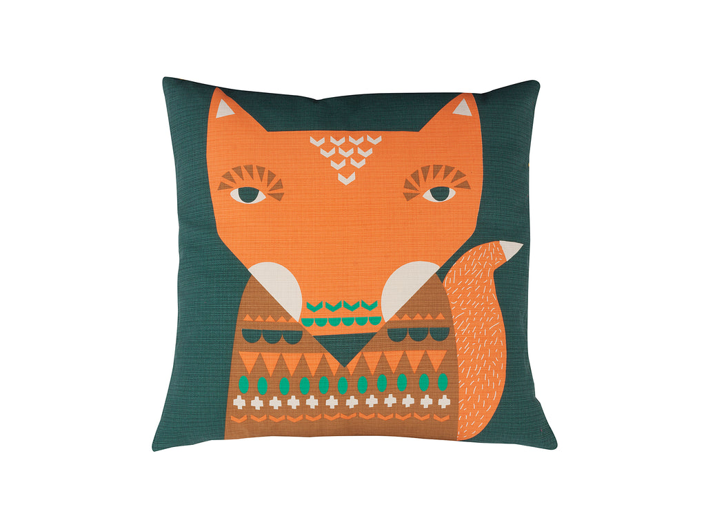 Fox Cushion by Donna Wilson