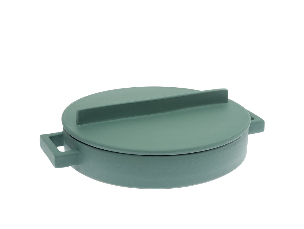 Terra.Cotto French Omelet Pan (29 cm, Mint)