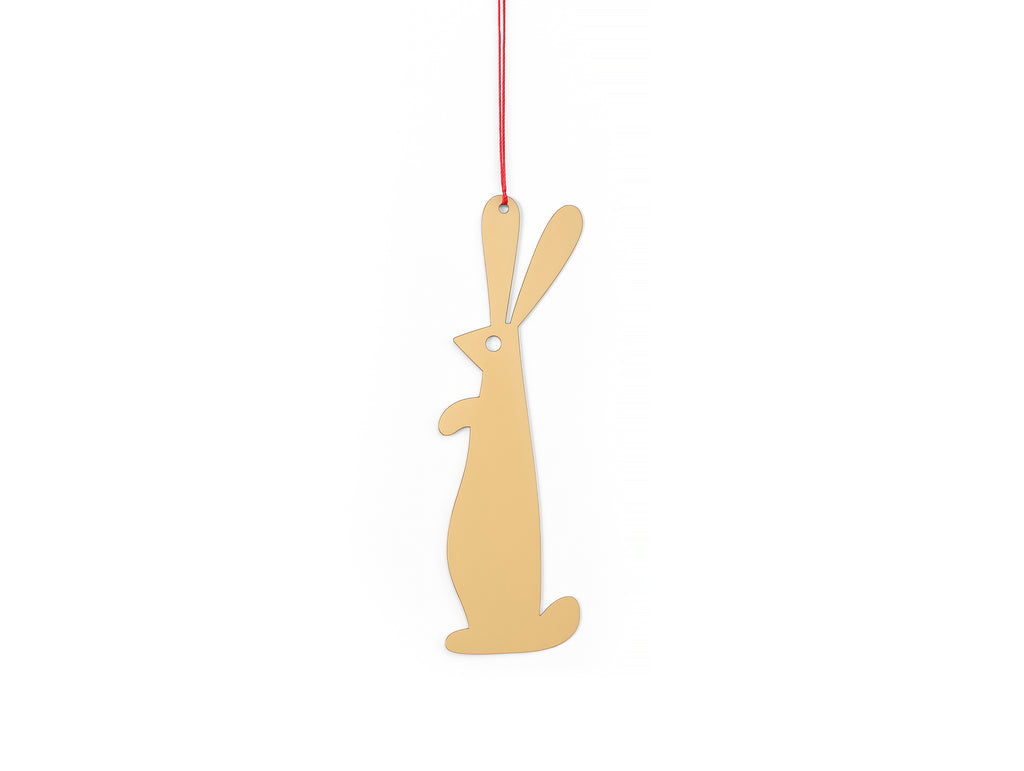 Rabbit Ornament designed by Alexander Girard for Vitra