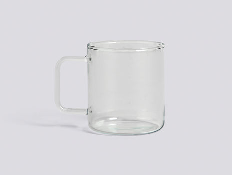 Glass Coffee Mug by HAY