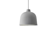 Grey Grain Pendant Light by Muuto