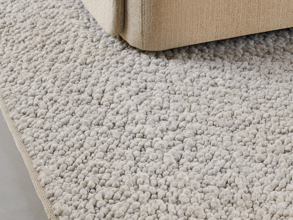 Grey Gravel Rug by Menu