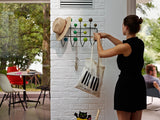 Vitra Eames Hang It All - Green Multitone