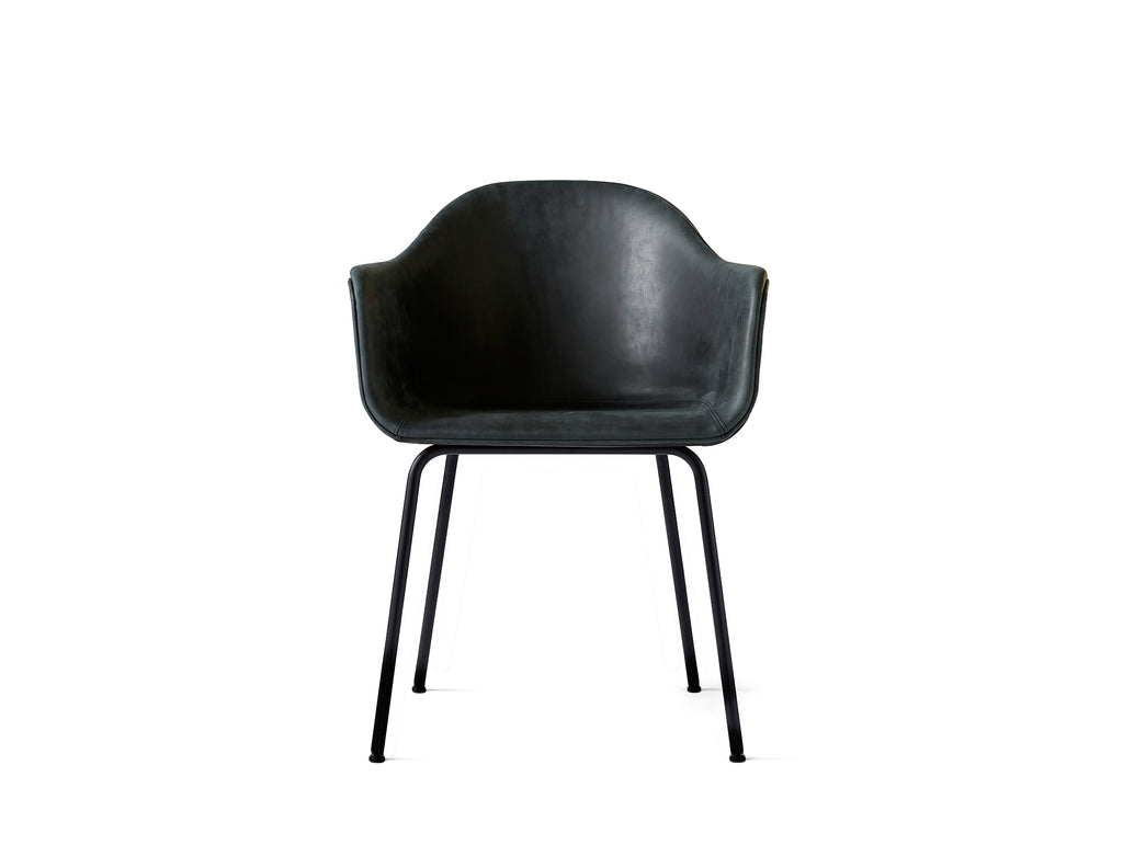 Harbour Chair by Menu - Black Dunes Leather