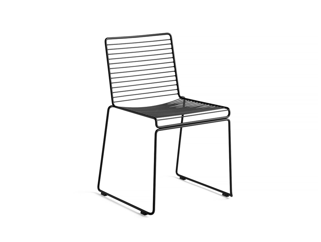 Hee Dining Chairs - Black
