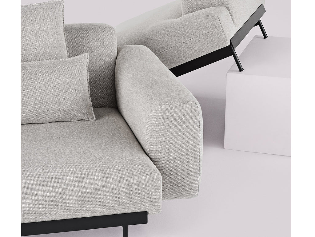 In Situ 2-Seater Sofa in Clay 12 by Muuto