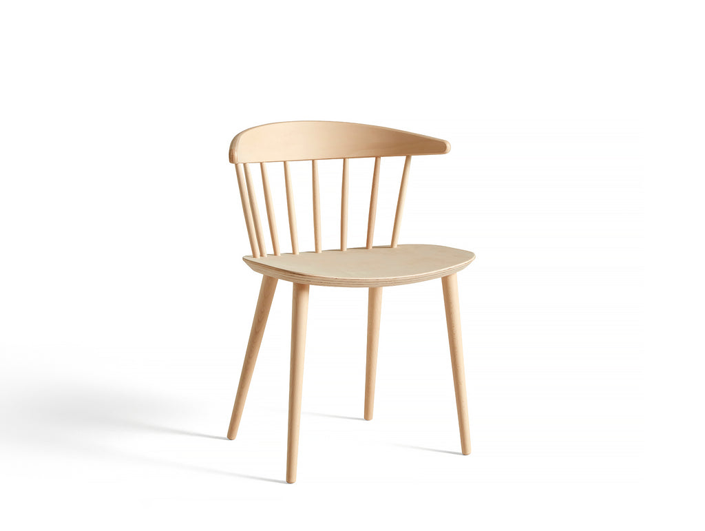 J-Series Chairs - J104 - Soaped Beech