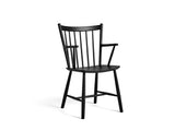 J-Series Chairs - J42 - Black Painted Beech