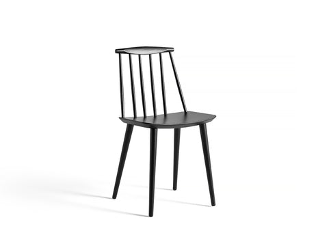 J-Series Chairs - J77 - Black Painted Beech