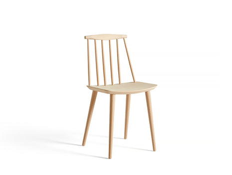 J-Series Chairs - J77 - Soaped Beech