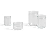 Japanese Glass Storage Jars by HAY