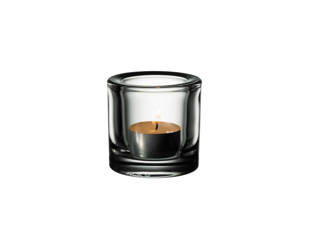 Clear Kivi Votive by Iittala