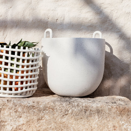 Large Speckle Pot by Ferm Living