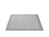 Small Light Grey Pebble Rug by Muuto