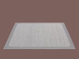 Large Light Grey Pebble Rug by Muuto
