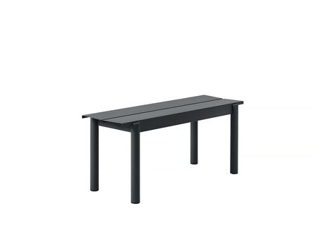 Muuto Linear Bench 110 cm - Black