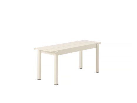 Muuto Linear Bench 110 cm - Off-White