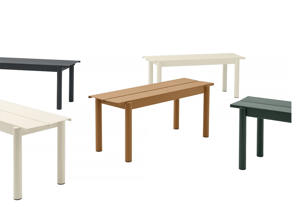 Muuto Linear Bench Family