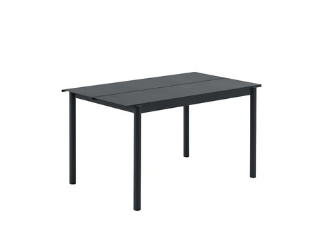 Muuto Linear Table 140 cm - Black