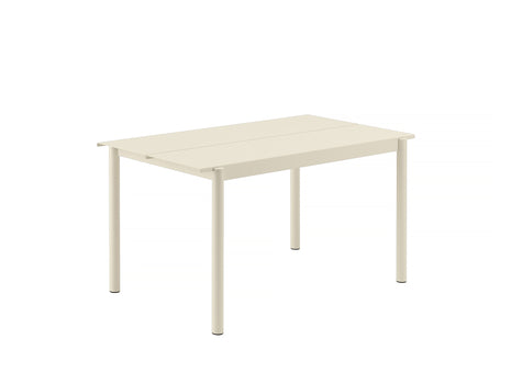 Muuto Linear Table 140 cm - Off-White