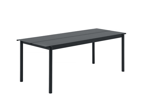 Muuto Linear Table 200 cm - Black