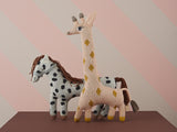 Baby Guggi Giraffe Cushion by OYOY