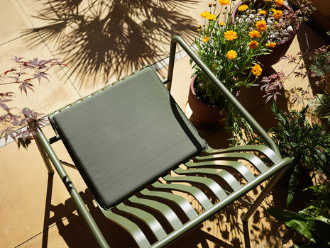 Palissade Lounge Chair Seat Cushion - Olive