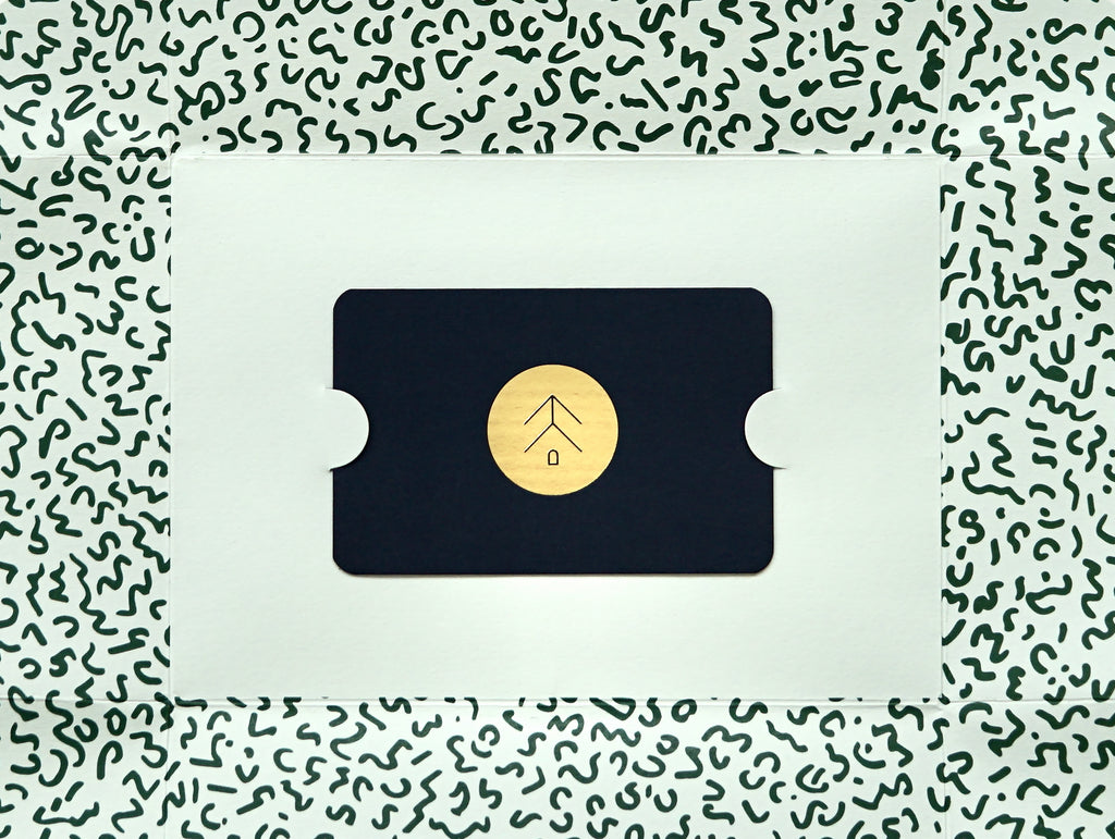 Luxury Gift Card by Really Well Made