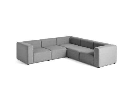Mags Corner Sofa Combination 1 - Left Armrest (Sitting Right) by HAY