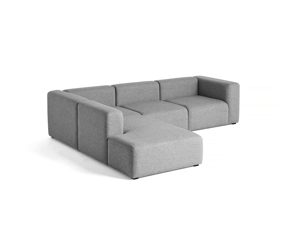 Mags Corner Sofa Combination 2 - Left Armrest (Sitting Right) by HAY