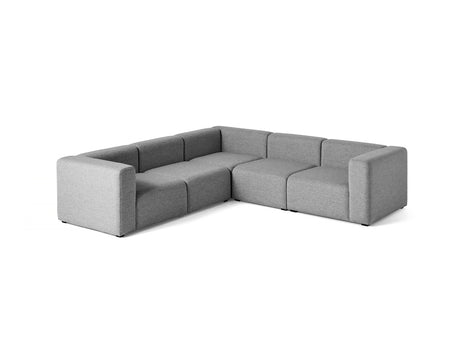 Mags Corner Sofa Combination 1 - Right Armrest (Sitting Left) by HAY